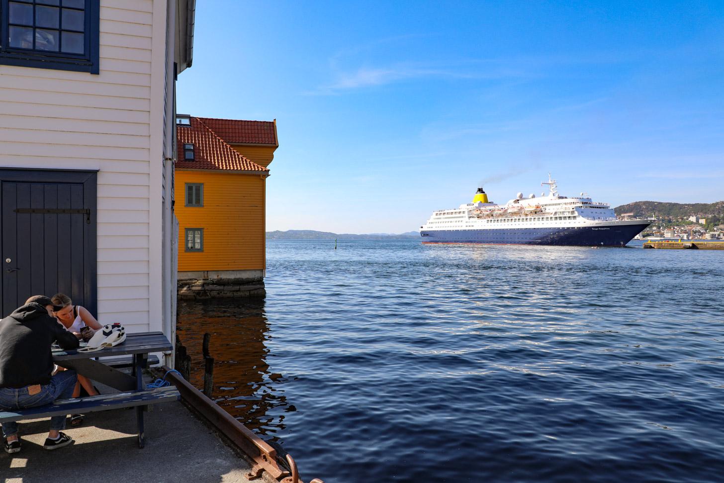 Cruisebestemming Bergen